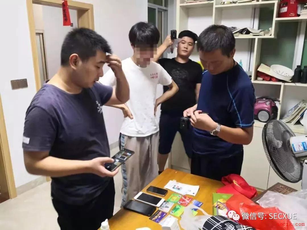 赣州网警:准大学生向精日分子提供个人信息查询服务,被刑拘