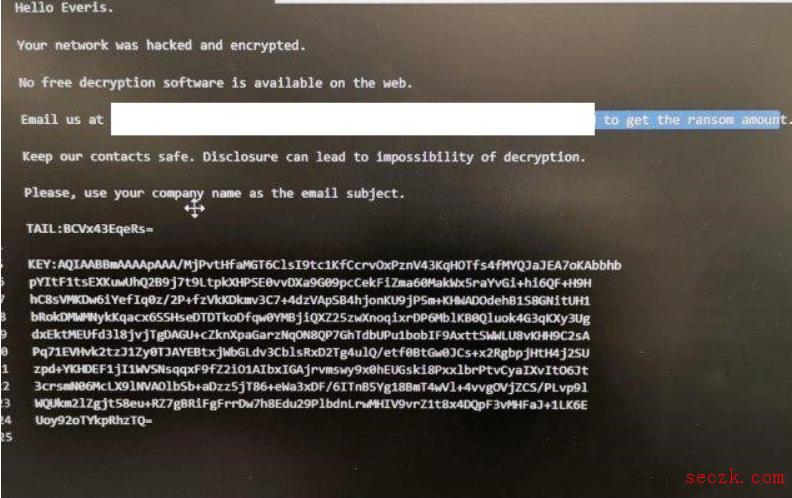 西班牙多家机构遭遇勒索软件攻击
