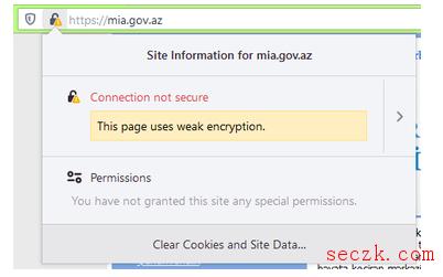 本月底85万个仍使用TLS 1.0/1.1的HTTPS网站将被禁止访问
