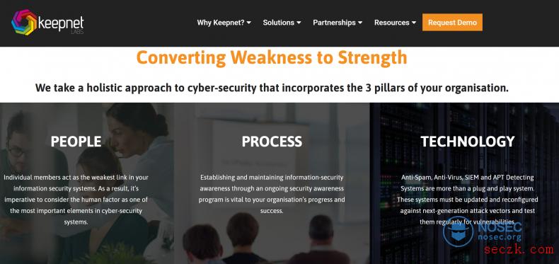 英国安全公司Keepnet Labs泄露50亿条安全记录