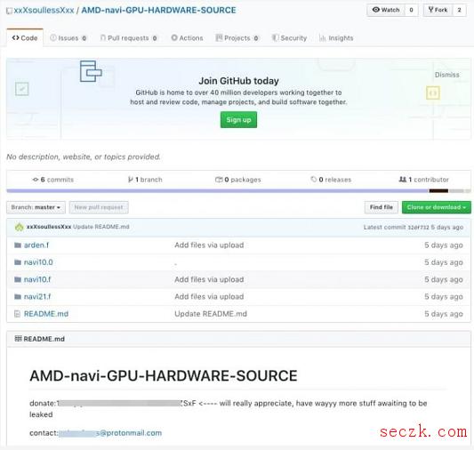 女黑客盗取GPU源码勒索AMD 开口就是1亿美元