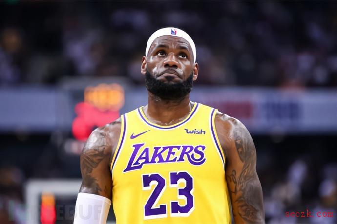 NBA巨星詹姆斯遭黑客威胁,公开所有秘密?
